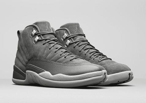100% authentic 7da56 d96db Costo 190€ Nike Air Jordan 2017 - Air Jordan 12 Dark Gray