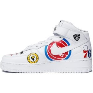 Air Force 1 Mid - Sinistro